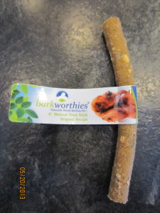 Barkworthies Natural Stick Original Recipe Chew