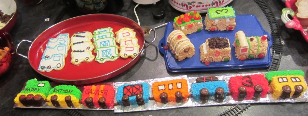 Trains, Trains, Trains!