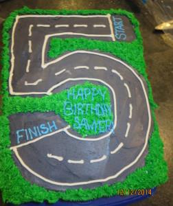 #5 Birthday Cake