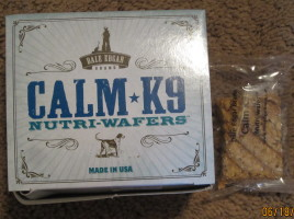 Calm K9 Nutri-Wafers