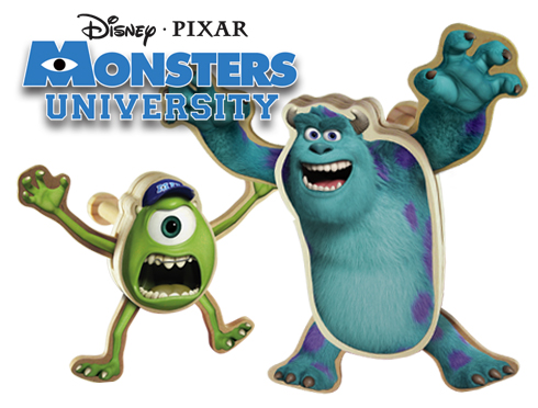 Monsters Inc Scarers