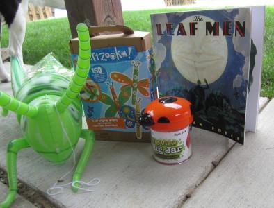 Kid Stash-Entomologists
