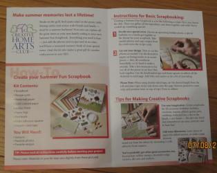 Inside Information Booklet