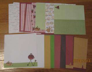 Scrapbook Papers