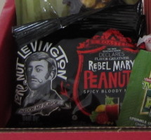 Rebel Mary Peanuts