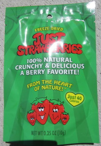 Freeze Dried Just Strawberries