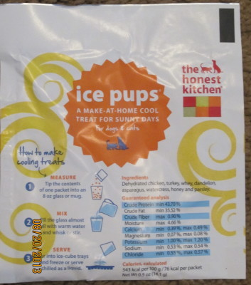 The Honest Kitchen-Ice Pups