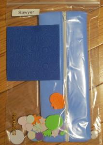 Design Your Own Pencil Case!