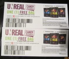Mailed Coupons