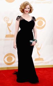 Christina Hendricks-Best Dressed
