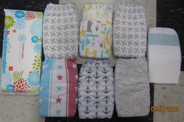 Diapers & Wipes Trial Bundle