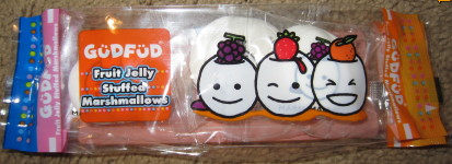 GudFud Fruit Jelly filled Marshmallows