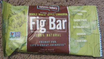 Apple Cinnamon Fig Bar