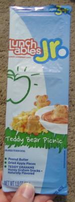 Lunchable Jr. Teddy Bear Picnic