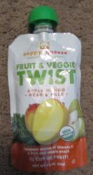 Happy Squeeze Fruit & Veggie Twist