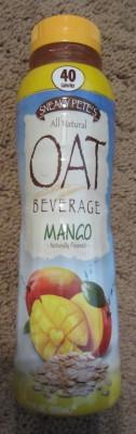 Sneaky Pete's Oat Beverage Mango