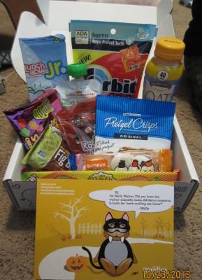 October Goodies Kids Box