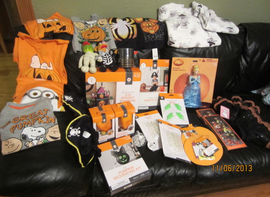 Target 90% Halloween Clearance Finds-Store #2