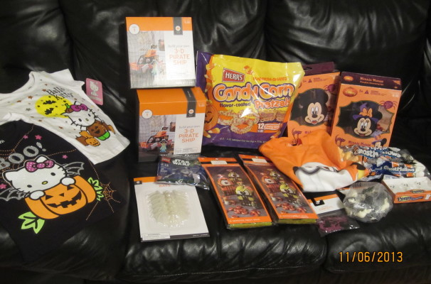 Target 90% Halloween Clearance Finds-Store #3