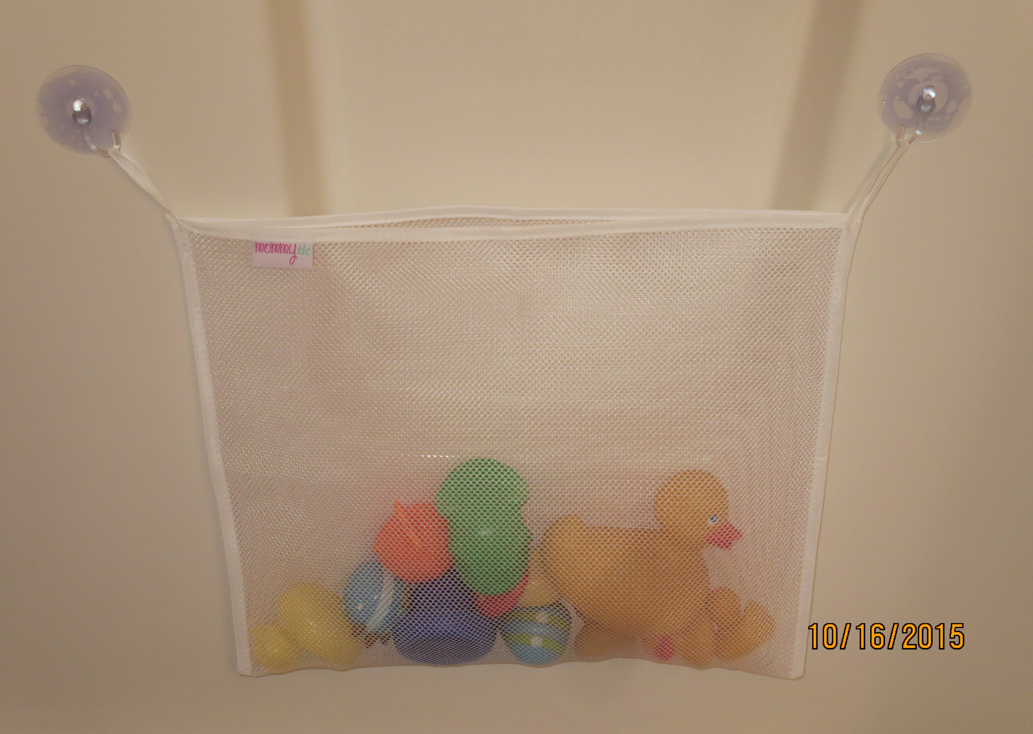 Mommy TLC Bath Tub Toy Organizer Review |