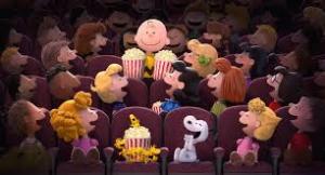 Peanuts theater