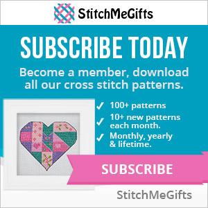 Cross-Stitch-Subscription