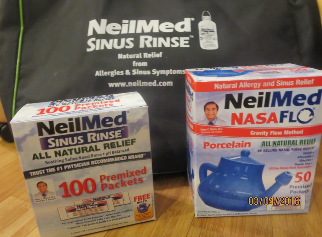 NeilMed Hostess Gift