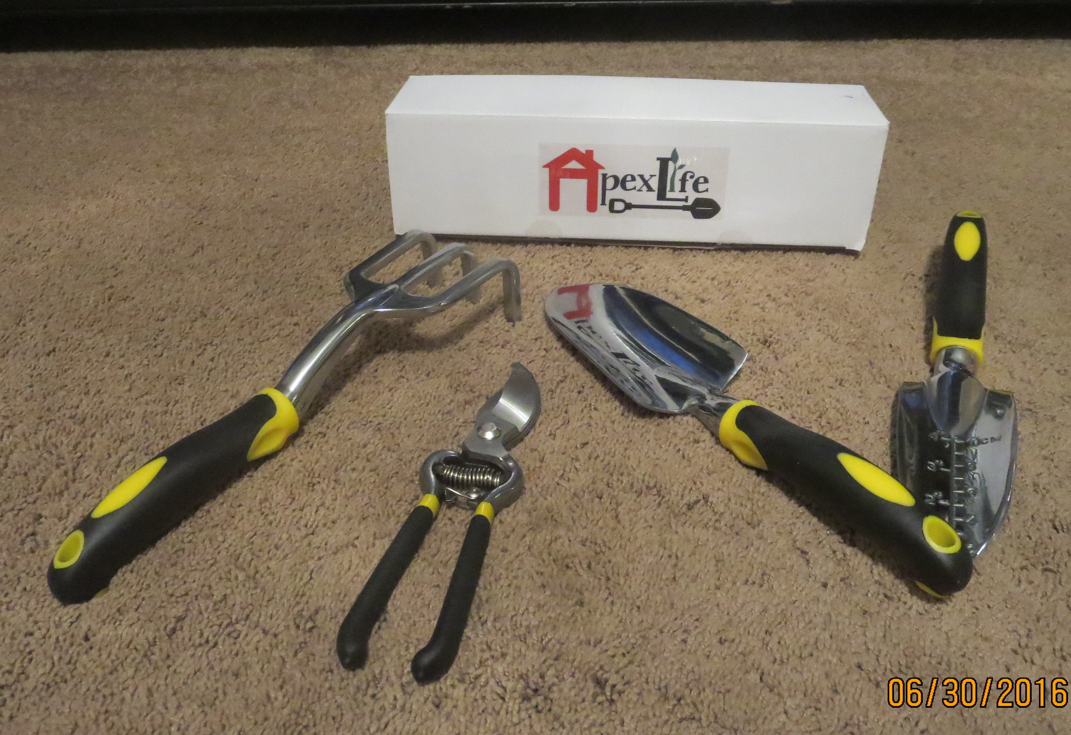 Apex gardening tool set review for Gardening tools reviews