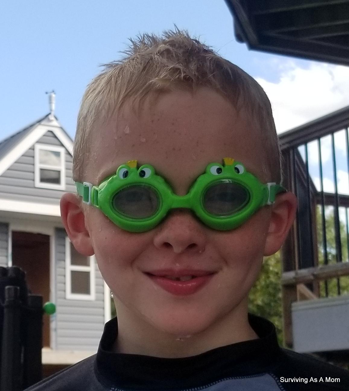 marco polo swim goggles review